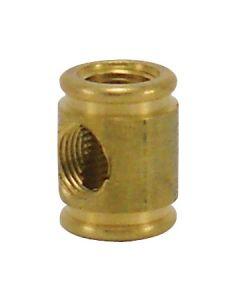 Solid Brass 3-hole Arm Back