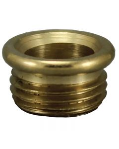 Brass Cord Inlet Bushings 1/8 IPS Unfinished