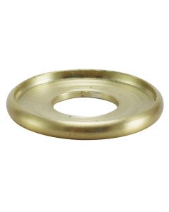 "7/8"" Brass Turned Check Ring - Satin Brass"