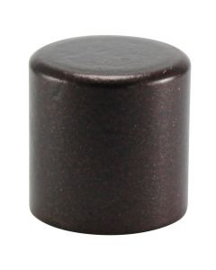 "3/4"" Medium Cylinder Finial - Bronze"