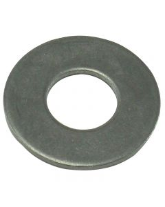 "1-1/2"" 1/8IP Slip, Heavy Steel Washer - Unfinished"