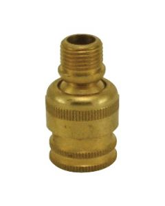 Standard Swivel - Solid Brass - Unfinished