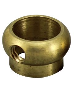 "Slip Ring - Unfinished Brass - 3/8"" OD Tubing"