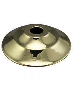 "2-1/8"" Steel Vase Cap"