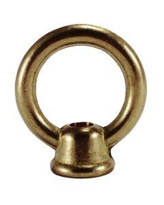Cast Brass Loop With Wireway - 1/4 IPS