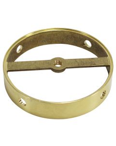Cast Brass Body Center - 4 Holes