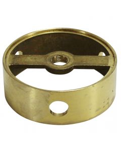 "2-3/8"" Cast Brass Body - 3 Holes"