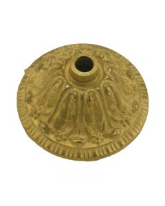 Cast Brass Cap - Unfinished