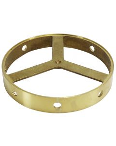 Cast Brass Body Center - 8 Holes