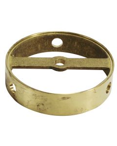 Cast Brass Body Center - 3 Holes