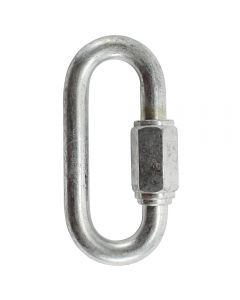 "11mm Connecting ""Quick"" Link - Zinc Plated"