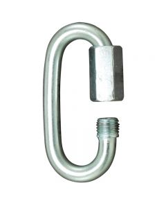 "8mm Connecting ""Quick"" Link - Nickel"