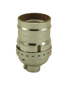 MB Keyless Short Socket - Nickel
