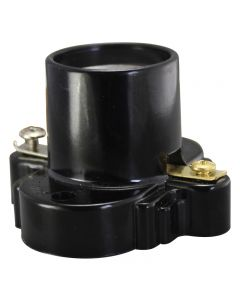 Phenolic Pony Cleat Socket Medium Base Socket