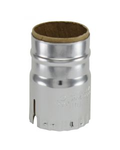 Keyless Metal Shell - Nickel (Leviton)