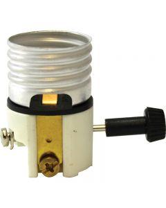 Premium Porcelain Body On/Off Turn Knob Electrolier