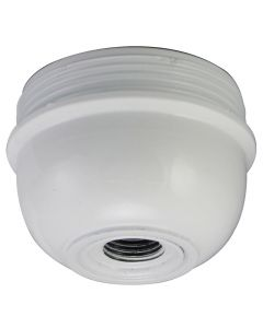 Cap Only for 3-Piece VLM E27 Phenolic Socket - White