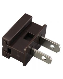 Gilbert SPT-2 Slide Plug  - Brown