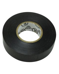 Black Electrical Tape Roll