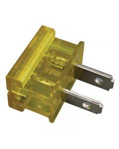 Gilbert SPT-1 Slide Plug  - Clear Gold
