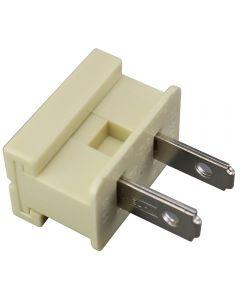 Gilbert SPT-2 Slide Plug  - Ivory