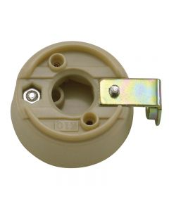 GU-24 Socket Mounting Base With 1/8F Side Hickey