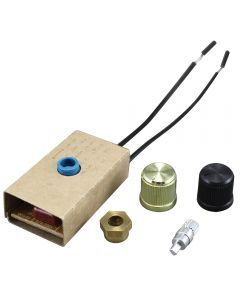 Mini Dimmer with Removable Shank