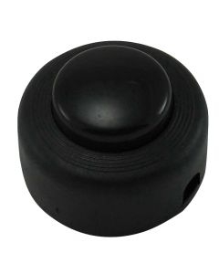 On/Off Push Button Floor Switch - Black