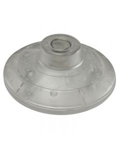 On/Off Push Button Floor Switch - Clear