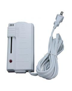 Full Range Plug-In Lamp Dimmer - White