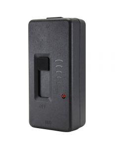 LED Full-Range Slide Dimmer, In-Line SPT-2 - Black