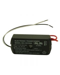 12 Volt Dimmable Electronic Transformer - 105 Watt