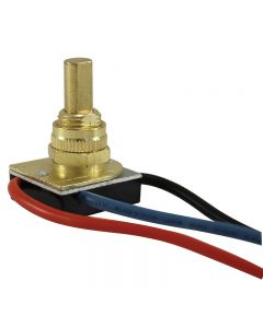 3-Way Push-Button 2-Circuit – 4-Position Switch