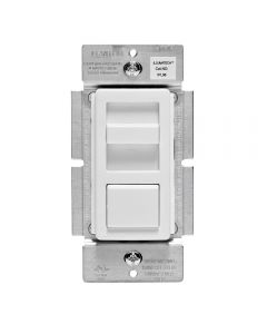 Leviton Universal LED Wall Dimmer - White- LPL06-10Z