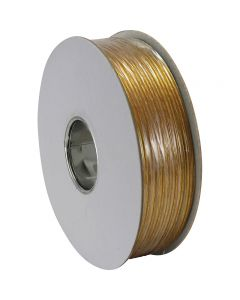 SPT-1 Wire 250 FT Spool - Clear Gold