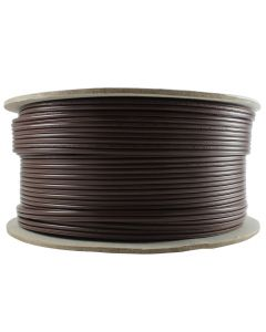 "20/2 Plastic Parallel ""French Wire"" - Brown"
