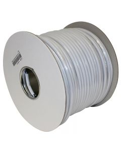 SVT 3 Pendant and Appliance Cord 250FT Spool - White
