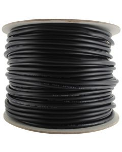 SVT 3 Pendant and Appliance Cord 250FT Spool - Black
