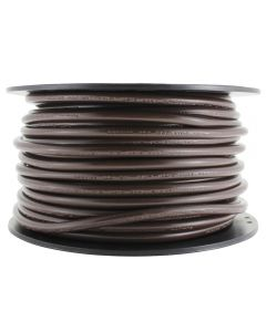 SVT 2 Pendant and Appliance Cord 100FT Spool - Brown