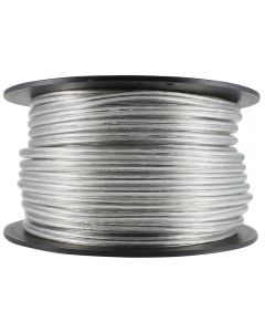 SVT 2 Pendant and Appliance Cord 100FT Spool - Clear