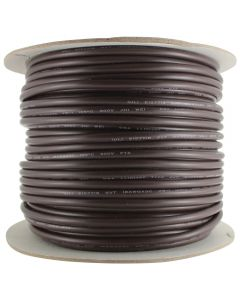 SVT 3 Pendant and Appliance Cord 100FT Spool - Brown