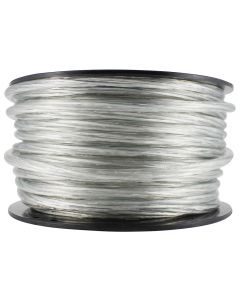 SVT 3 Pendant and Appliance Cord 100FT Spool - Clear