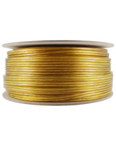SPT- 2 Wire 250 FT Spool - Clear Gold