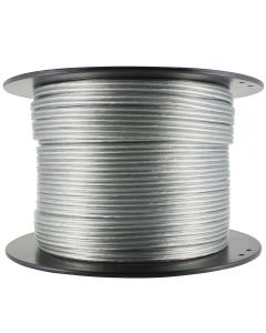 SPT- 2 Wire 250 FT Spool - Clear Silver