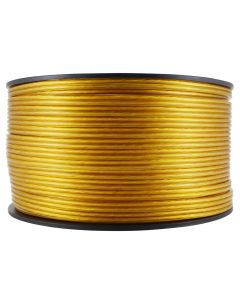 SPT- 2 Wire 250 FT Spool - Gold