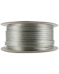 SPT 1-1/2 Wire 250 FT Spool - Clear Silver