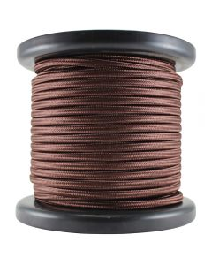 Rayon Covered SPT-1 Wire - 100 FT Spool - Bronze