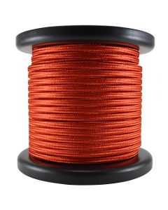 Rayon Covered SPT-1 Wire - 100 FT Spool - Red