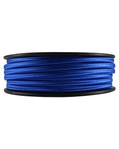 Rayon Covered SPT-2 Wire - 100 FT Spool - Blue