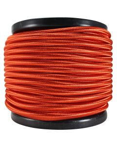 Rayon Covered SVT/3 Wire - 100 FT Spool - Red